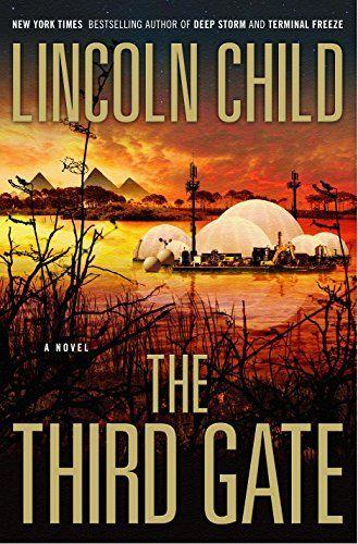 The Third Gate: A Novel (Jeremy Logan) by Lincoln Child https://smile.amazon.com/dp/B004S3HWJ2/ref=cm_sw_r_pi_dp_x_6FGRyb25VE2P4