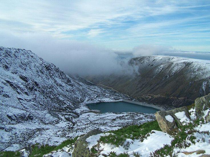 **Winter in mountain**Serra da Estrela - Seia-Serra da Estrela, Guarda