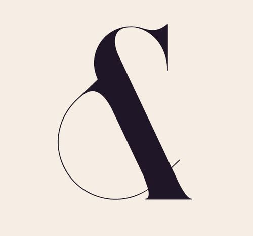 This ampersand is the f*cking sh*t. Port Vintage | Joao Oliveria