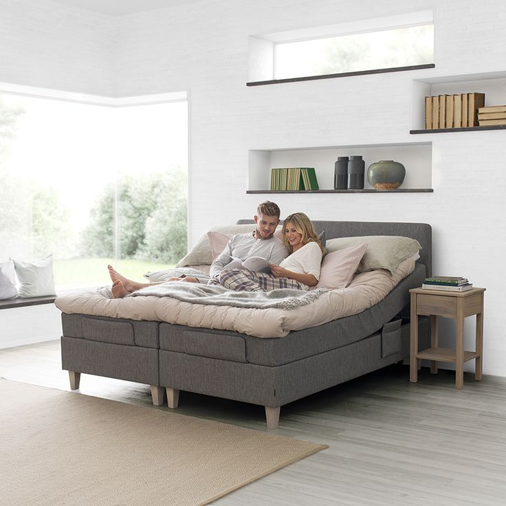 Jensen Dream Adjustable bed is the introduction level in Jensen's selection of Adjustable beds.
