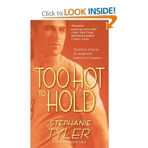 Too Hot to Hold:  Hold Trilogy 2