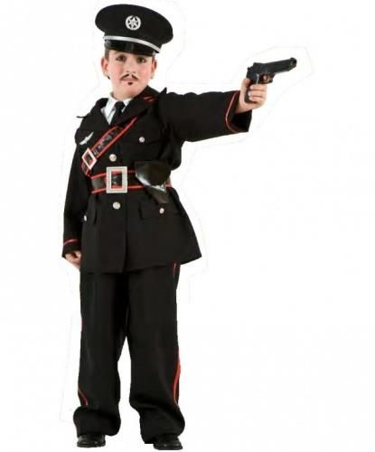 Детские костюмы для мальчиков полицейские