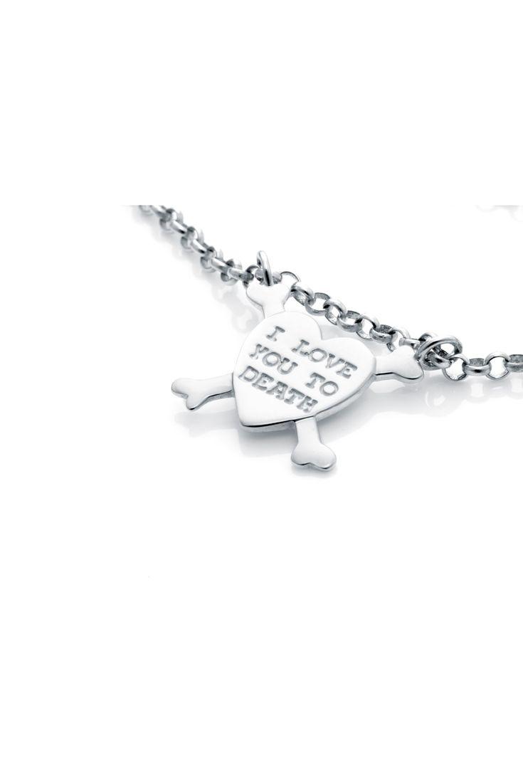 Heartbones Pendant - Pendants - Jewellery | Stolen Girlfriends Club