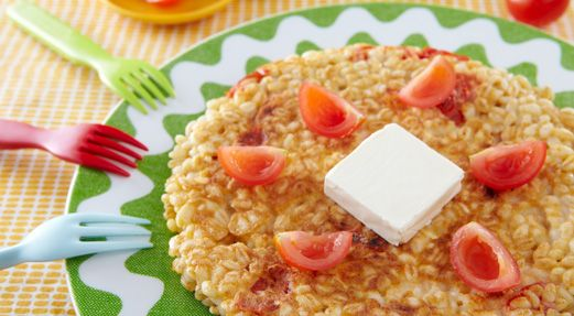 Galette de blé tendre au fromage Kiri®