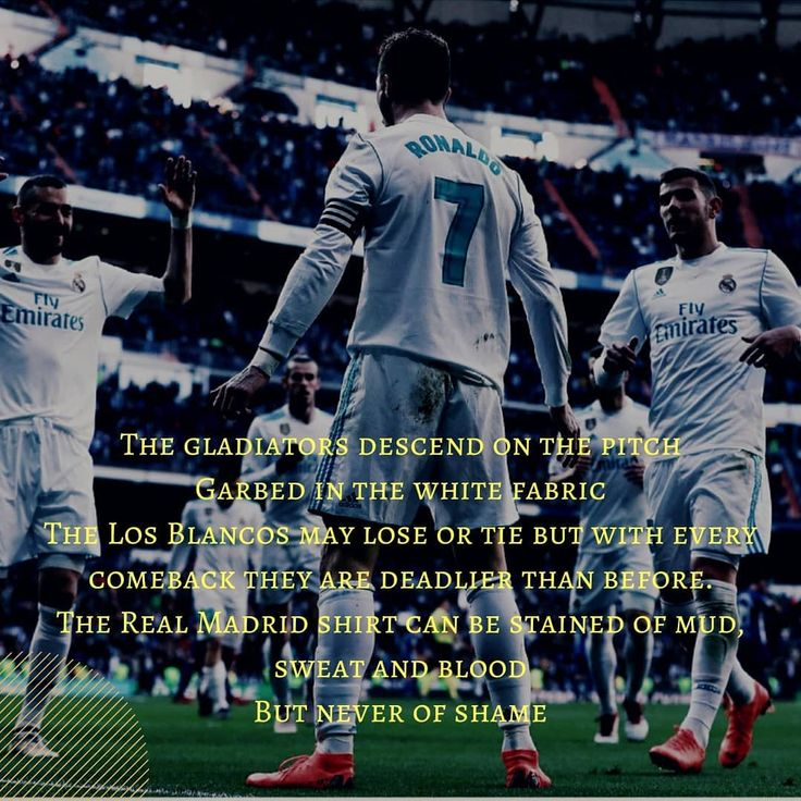 Admit it or not. Real Madrid has been one of the dominant teams in football history.  Ignore tags #football #sports #futbol #worldcup #livescore #fifa #mls #freekick #nike #goals #goal #soccer #cleats #boots #magista #nikefootball #insane #parkour #strong #athlete #basketball #baseball #footballtwo #golazos #bundesliga #germany #fussball #lovefootball #september #sixpack