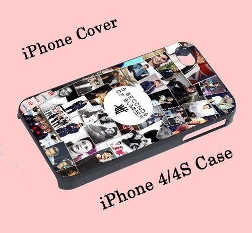 5 Seconds Of Summer - iPhone 4/4S Case