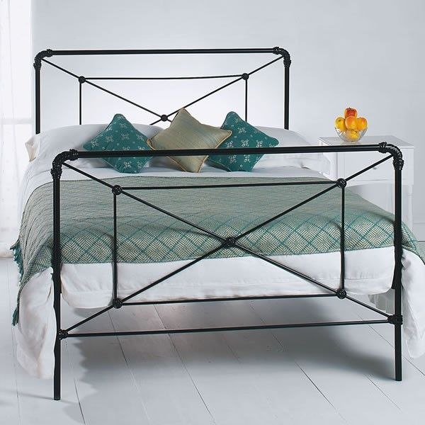 Caldwell Cast Bed - Cast Beds - Beds - thebedroom.com.au