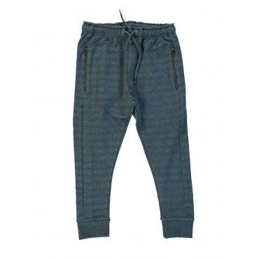 Blauwe broek met streepjes motief - Kidscase - Mister Monkey and Misses Butterfly - #monkeyandbutterfly #kidsfashion #kidscase #FW15 #webshop