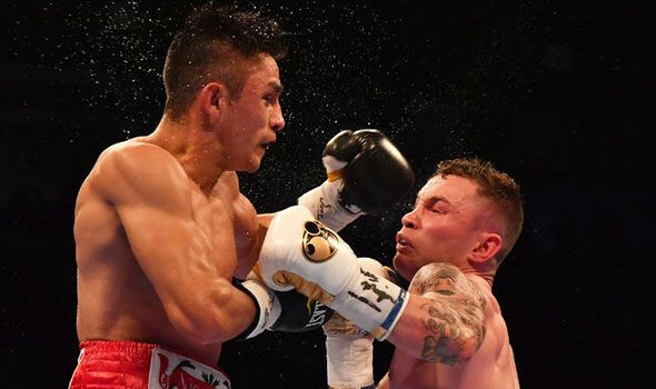 Carl Frampton promoter Frank Warren reveals world title fight plan after Garcia win