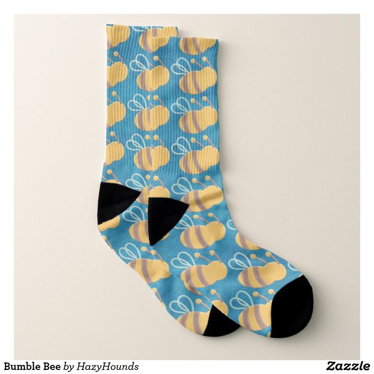 Bumble Bee Socks
