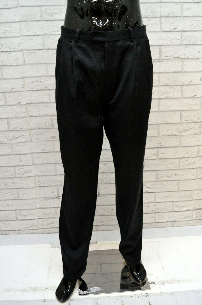 Abiti Eleganti Taglia 48.Pantalone Yves Saint Laurent Uomo Jeans Taglia 48 Cerniera