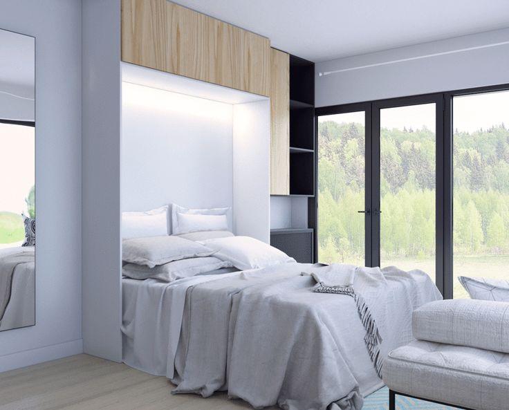 27 best Black and White Interiors images on Pinterest White - schlafzimmer mobel hausmann
