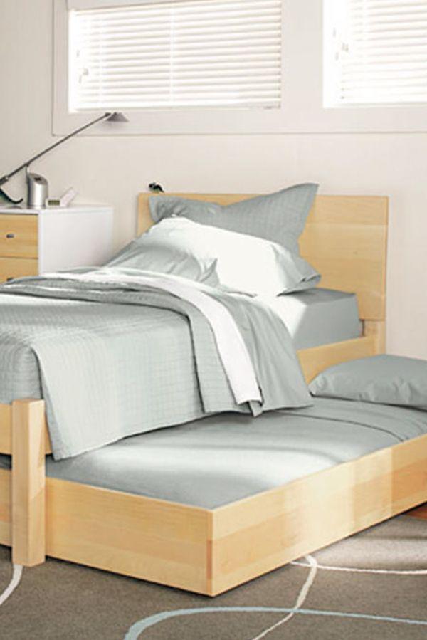 Modern Trundle Bed Kids Bedroom Furniture Sets Furniture