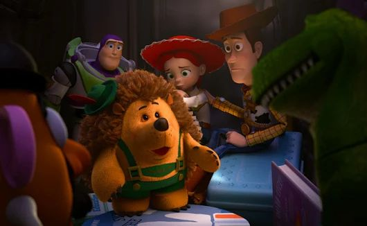 The Story Behind The Story of Toy Story OF TERROR! | Disney Insider