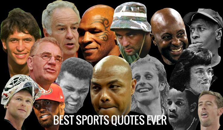 The 40 best sports quotes of all time Best sports quotes