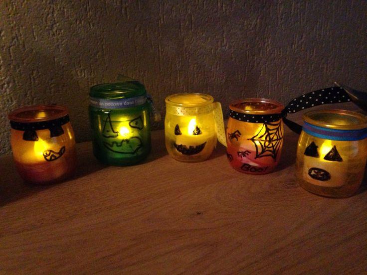 Photophores Halloween