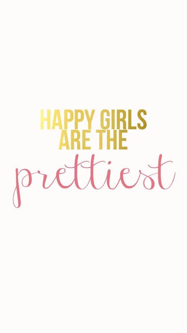 Audrey Hepburn says it best