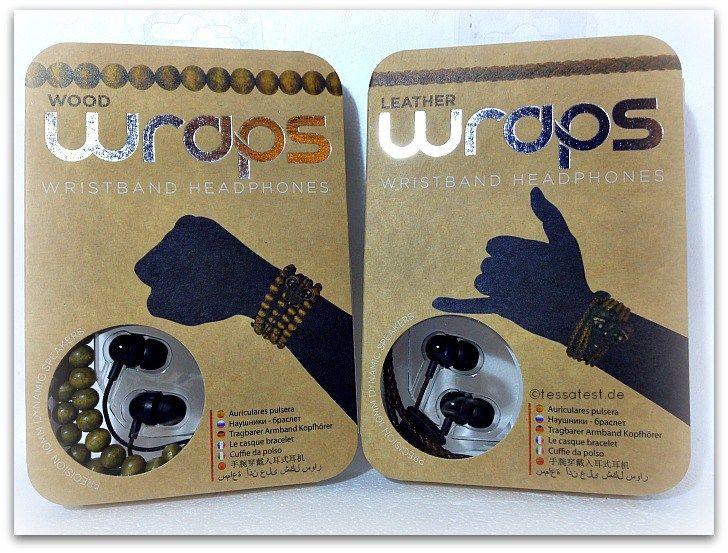 In Ear Kopfhörer von Wraps im Test