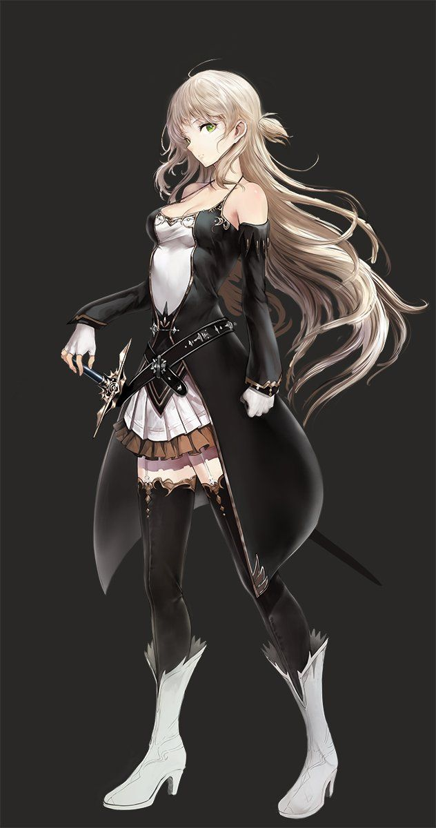 Léa Kuran mode cosplay (forcée par le directeur bien sûr...)