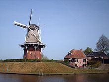 Zeldenrust Molen - Dokkum - Wikipedia, the free encyclopedia