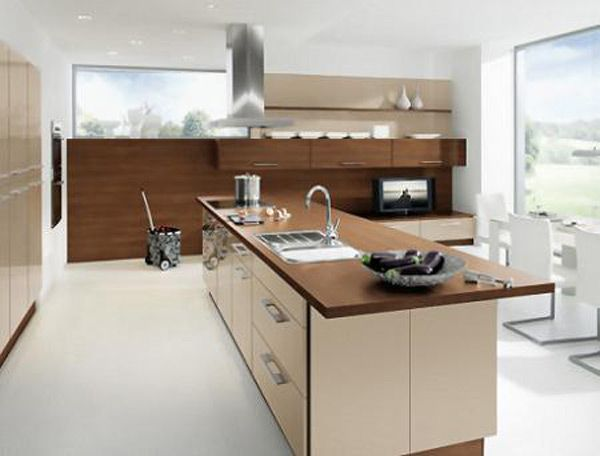 M s de 25 ideas incre bles sobre cocina con isla central - Cocinas con isla central ...
