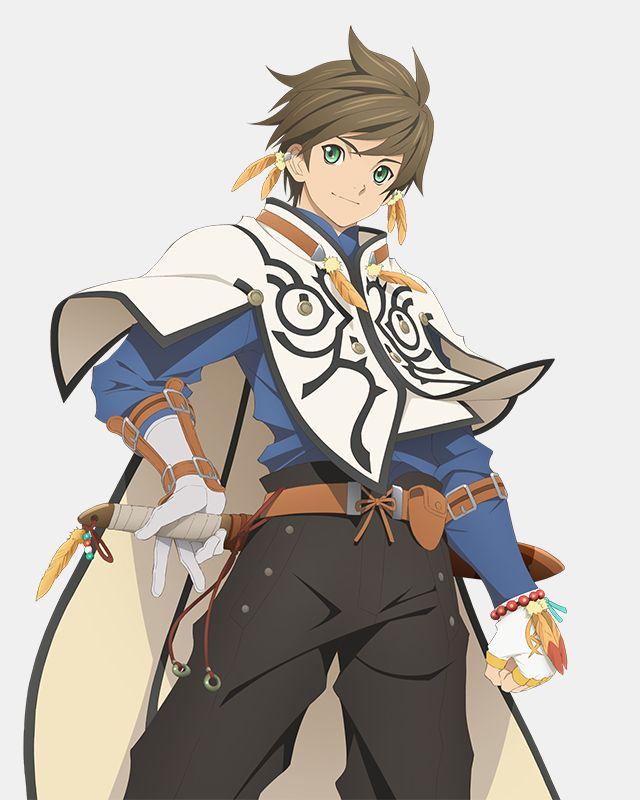 Tales of Zestiria the X -Sorey