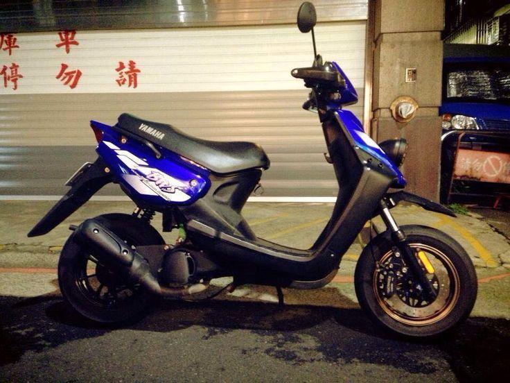 Yamaha Bw Aftermarket