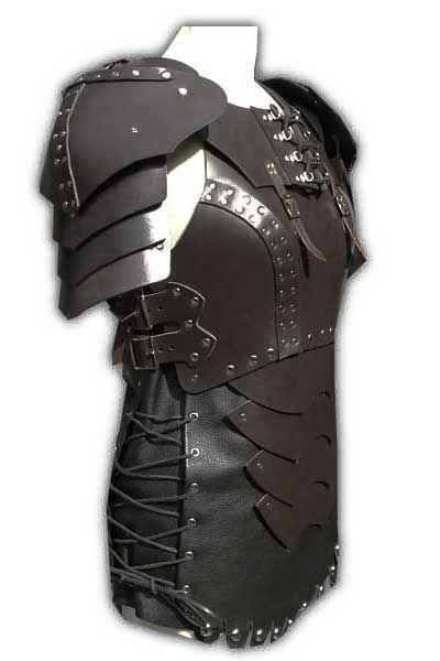 Wonderfully parctical female armour design - LarpInn UK