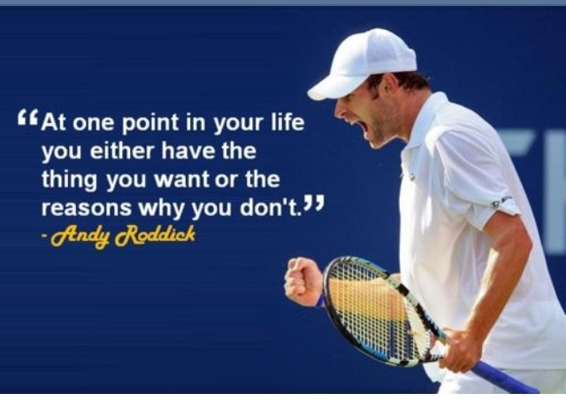 My all time favorite tennis player in history!! ANDY RODDICK!!