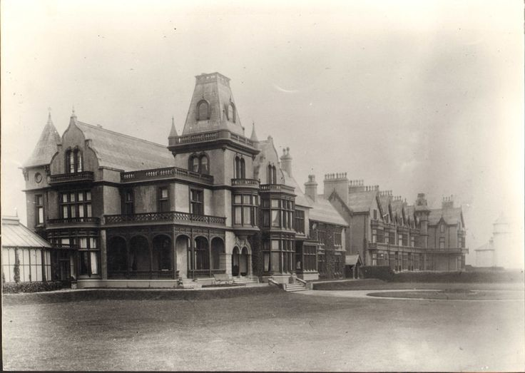 Staincliffe Hotel when still a private residence
