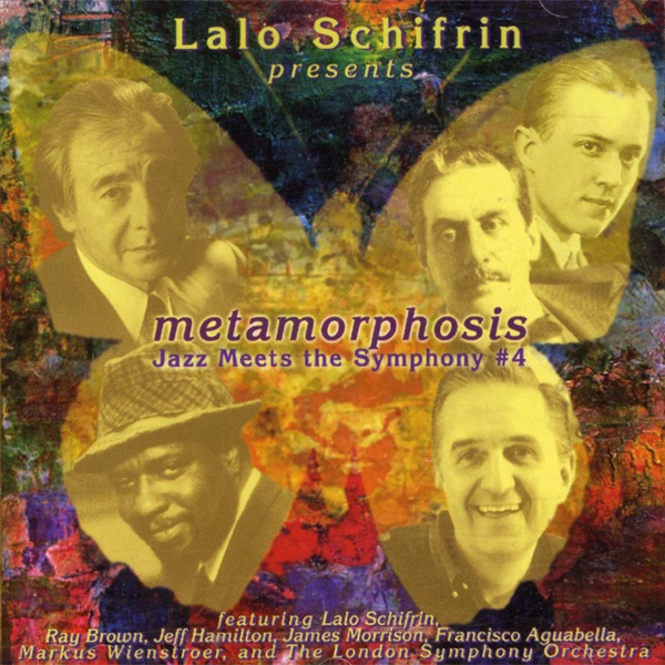 Lalo Schifrin: Metamorphosis