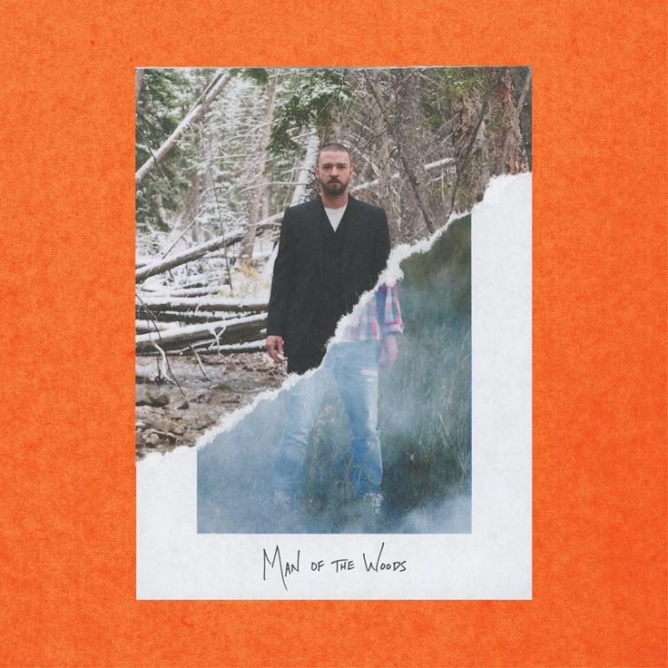 "Here is the official album cover for Justin Timberlake 5th solo album ""Man of the Woods"" which will hit stores and all streaming outlets on February 2nd."