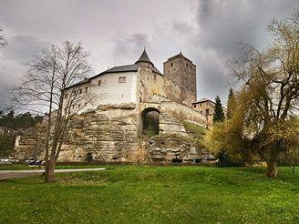 Sobotecko, hrad Kost