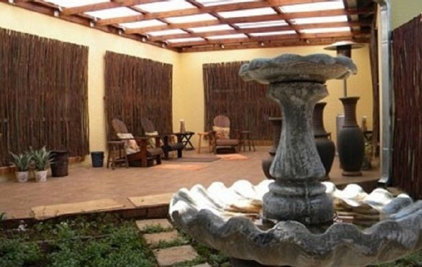 Amara Day Spa: Kempton Park Discover a place where stress reduction and relaxation are more than just a luxury, but a way of life... A place where your dreams become reality... close to home... yet secluded. Welcome to a world of relaxation at Amara Day Spa. www.amaraspa.co.za