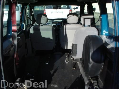 Renault Kangoo Bargain Buy Wheelchair CFor Sale in Meath : €6,500 - DoneDeal.ie