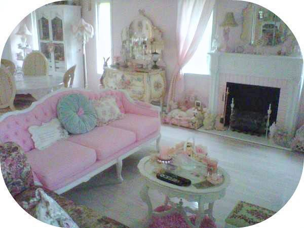 Shabby Chic Victorian Living Room 1a Pinterest Victorian Living Room Victorian And Chic