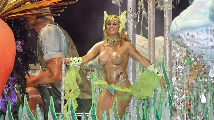Samba orgy