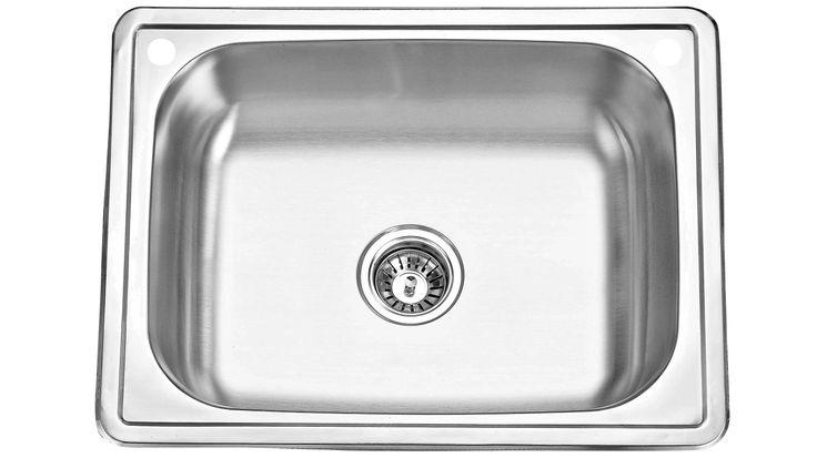 PLD Bari 45L Flush Mount Laundry Tub