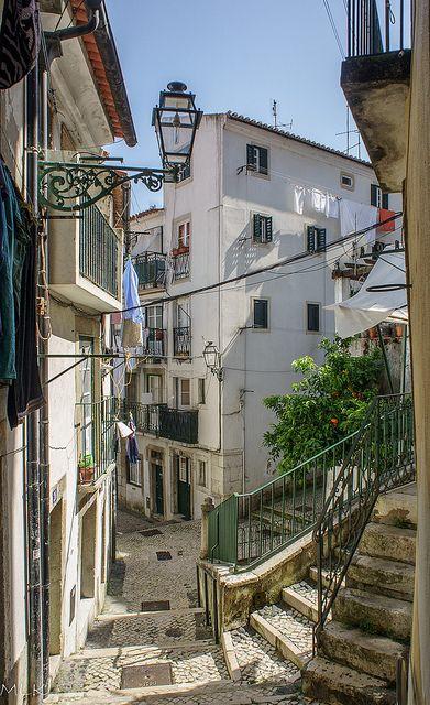 Lisbon. Alfama district. | por Tiigra