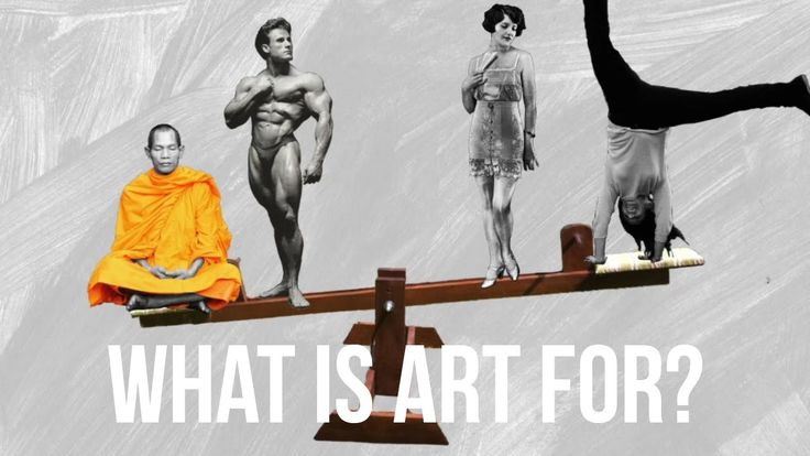 WHAT IS ART FOR? Video. The Scholl of Life.