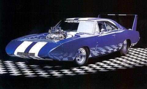 69 Dodge Daytona Super Coupe By Magnumforce Hot Rods
