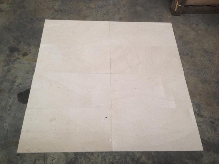 Charme beige limestone - honed 600x300x10mm