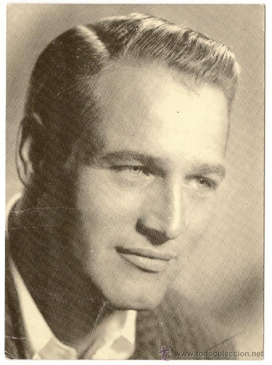 Preciosa Fotografia: Paul Newman. Foto - Ficha. Obsequio de la Revista Romantica