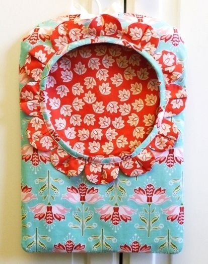 Hanging Clothespin Bag Patterns | ... me that I had been wanting to make a clothespin bag for some time