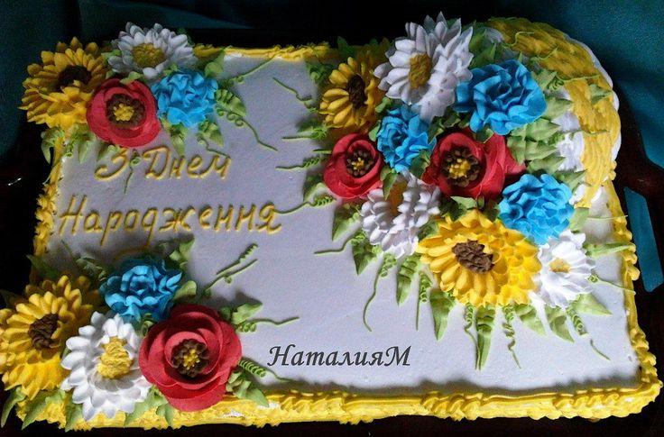 ИДЕИ ИЗ ИНТЕРНЕТА.Праздничные торты. – 234 фотографии