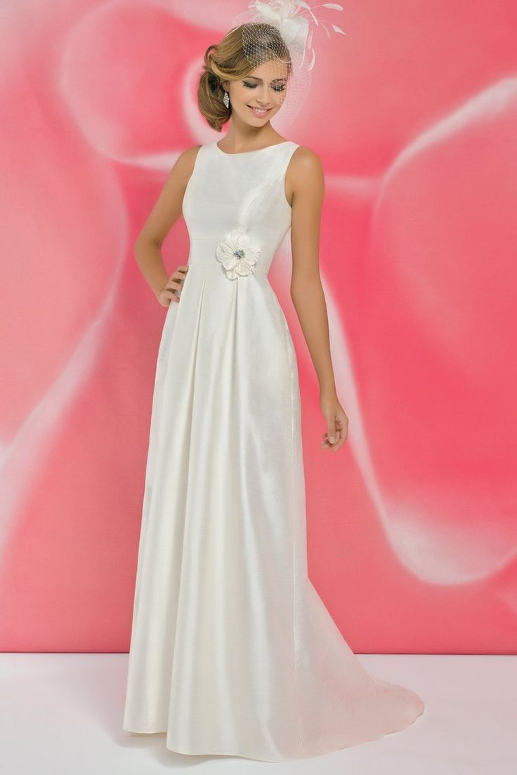 The 20 best Wedding dresses images on Pinterest | Wedding frocks ...
