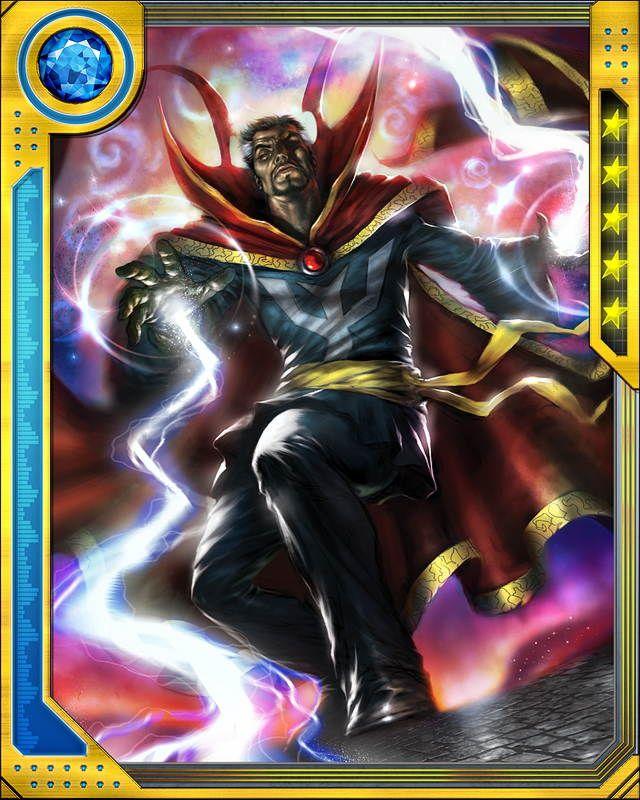 [Supreme Magician] Doctor Strange - Marvel: War of Heroes Wiki