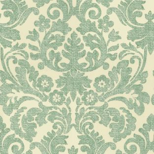 Navy and White Damask- Classic Wallcoverings Inc | Wallpaper ...