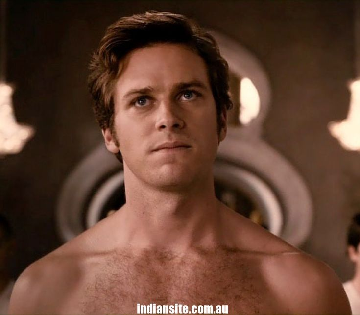 "Armand Douglas ""Armie"" Hammer (born August 28, 1986) is an American actor. He is known for his portrayal of the Winklevoss twins in the 2010 film The Social Network."