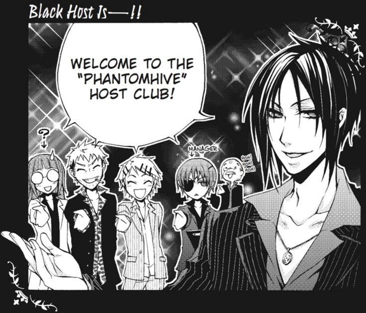Black Butler Manga: Best 25+ Black Butler Crossover Ideas On Pinterest